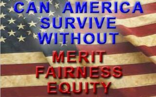 Merit Fairness And Equity